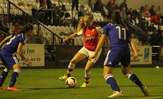 Arsenal Ladies Vs Chelsea
