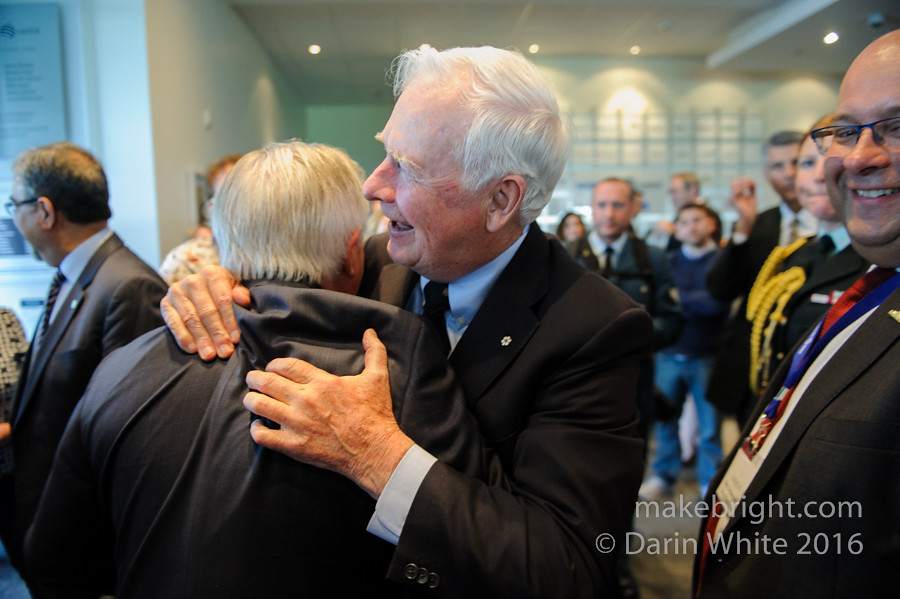 Governor General David Johnston at the AC - May 2016 448
