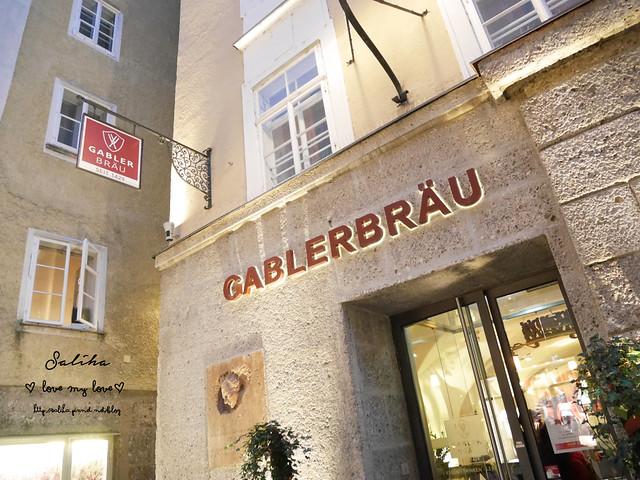 薩爾茲堡餐廳Gablerbrau Restaurant (13)