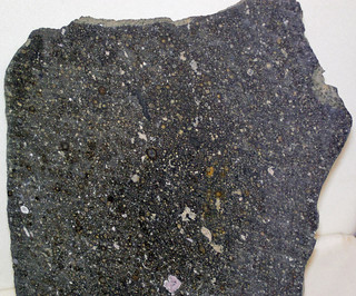 Carbonaceous chondrite (Allende Meteorite) (4.560-4.568 Ga) 6