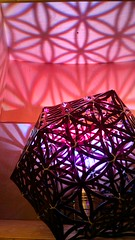 Icosahedron of Life at Firefly's Somerville Open Studios