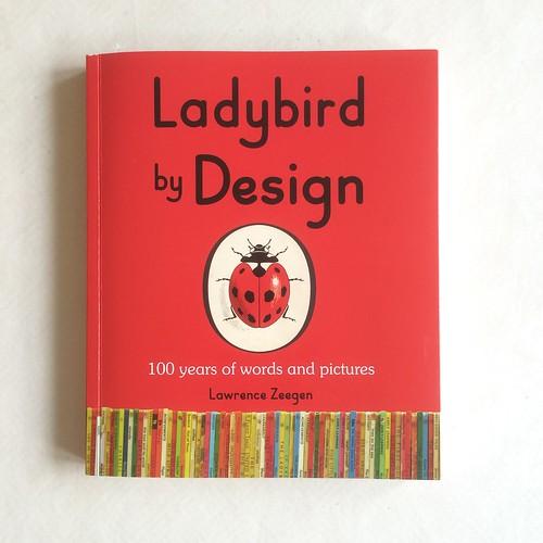 Ladybird by Design by Lawrence Zeegen