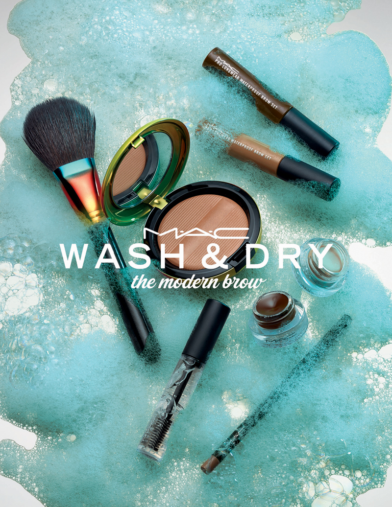 WASH AND DRY BROW Ambient