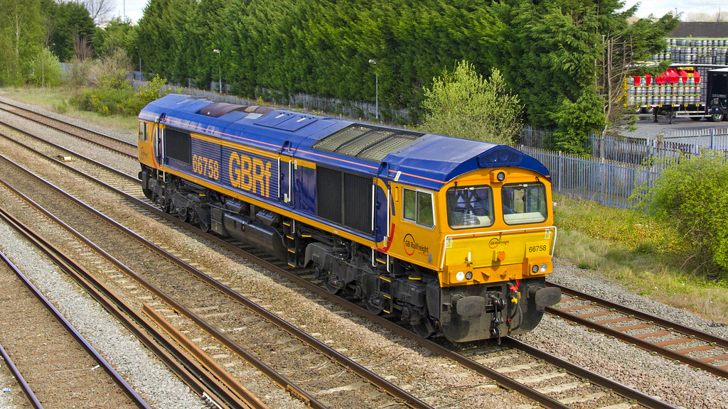 66758 Burton on Trent