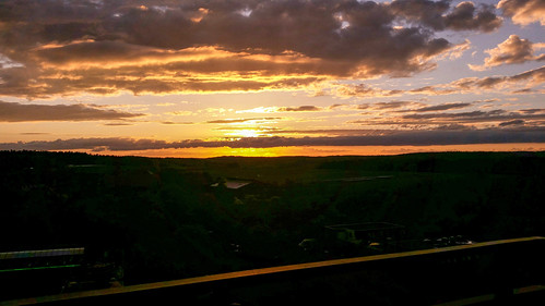 sunset sonnenuntergang balkon freizeit balkonien panoramablick myoutlook samsunggalaxys5