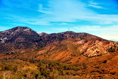 california morning digital photo spring canyon hills foothillranch sagescrub whitingranchwildernesspark