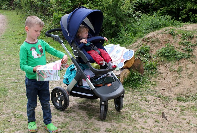 superworm trail 15 stokke trailz