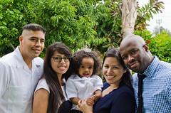 Xavi's spiritual family