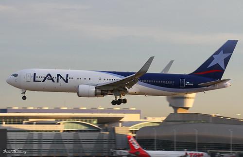 B763 - Boeing 767-316(ER)