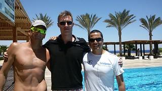 Umberto, Tadas ir Daniel