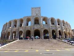 France, Arles & Abbaye