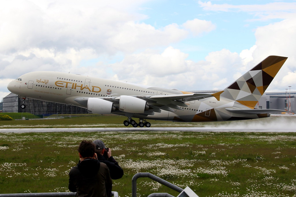 A6-APC - A388 - Etihad Airways