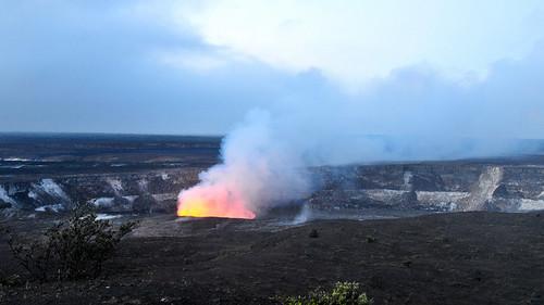 sunrise volcano hawaii nationalpark nikon crater volcanic thebigisland kīlauea andersmagnusson