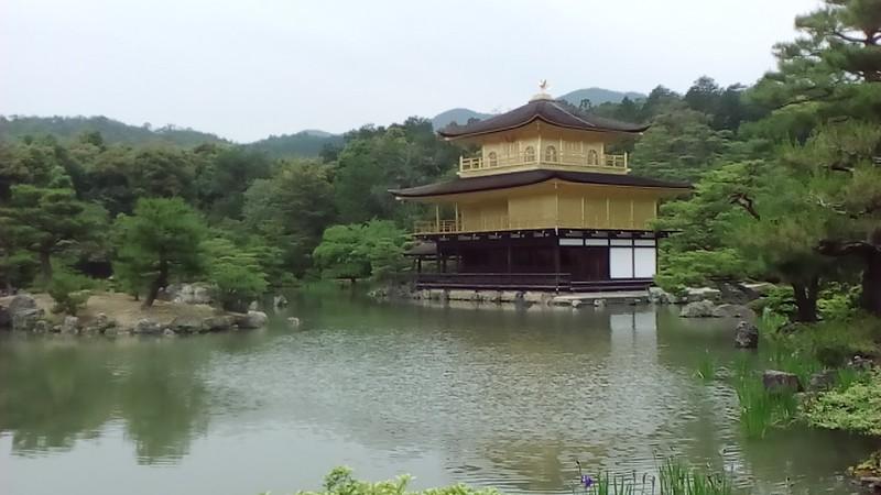 Kyoto, Kinkaku-ji Temple, Golden Pavilion