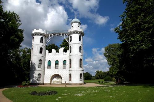 The Pleasure Palace on Pfaueninsel