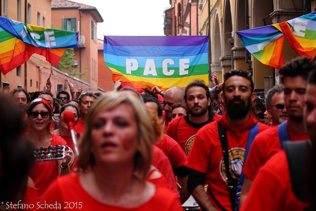 Pratello R'esiste 2015 - Bologna, Italy