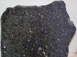 Carbonaceous chondrite (Allende Meteorite) (4.560-4.568 Ga) 5
