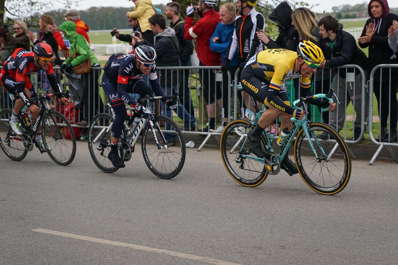 Tour de Yorkshire 2015 (Stages 2 & 3)-36