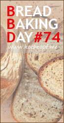 Bread Baking Day #74 - Herzhafte Brote - savoury breads (last day of submission June 1st, 2015)