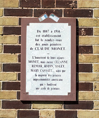 Photo of White plaque number 39472