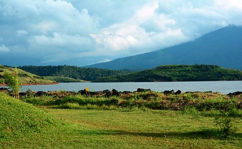 banasurasagardam wayanad kerala green water mountain clouds nikon d7100 faisy5c 5ccha