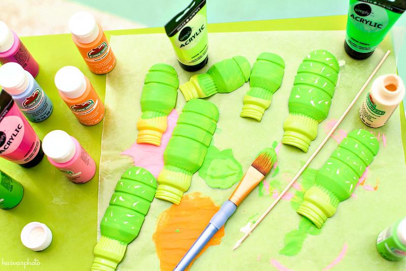 cactus garden kids craft #WhereFunBegins