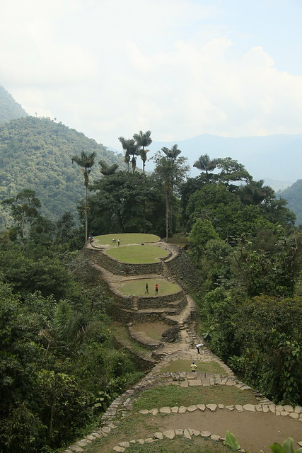 Lost City, Colombia.