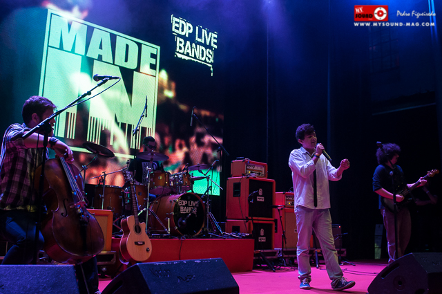 Made In em EDP Live Bands 2015