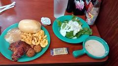 Dinner At Golden Corral.