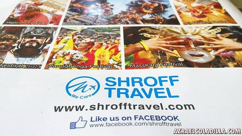Shroff Travel in Naitas Travel and Trade Show 2015