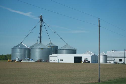 ohio farm farming silo stateroad224