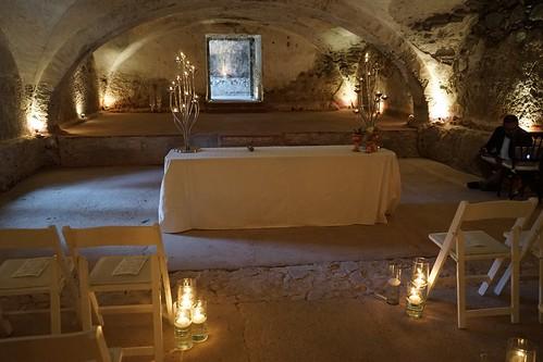 gorgey wine cellar
