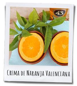 Sinaasappelcreme, een overheerlijke toetje waarin de Valenciaanse sinaasappel de hoofdrol speelt