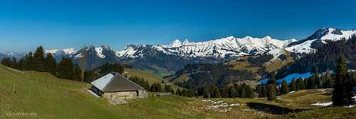 panorama landscape switzerland la suisse sony chia chalet fribourg alpha paysage 77 gruyère 18135 lr6 préalpes chenaude