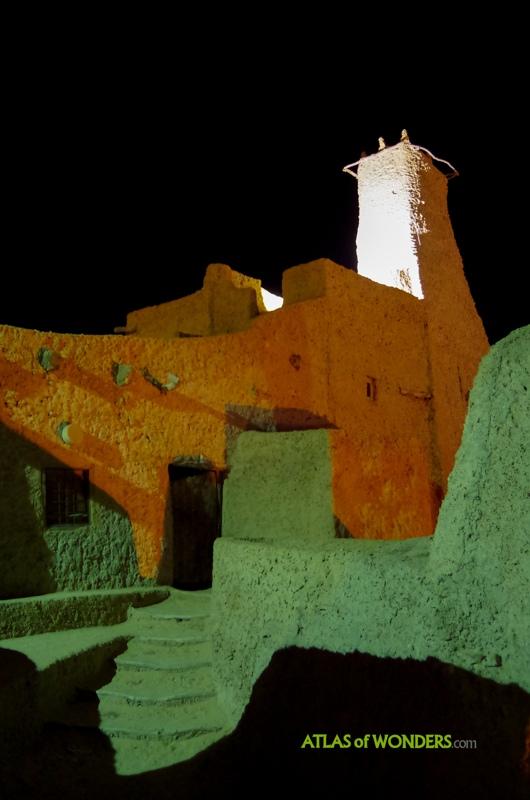 Shali castle