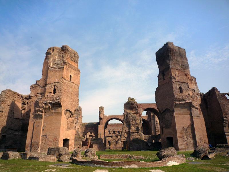 Terme di Caracalla Rome
