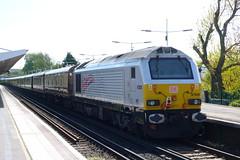 67026 'Diamond Jubilee', Balham