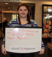Why did you choose WOU? #fundTRUhighered