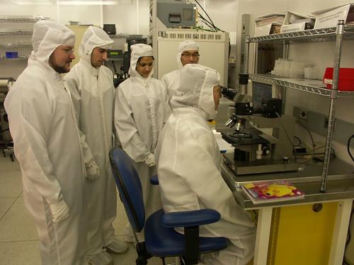 CMU Nanofabrication Facility