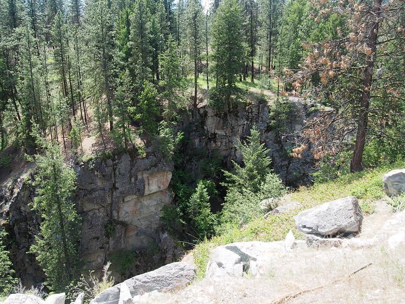 Sherman Creek Canyon