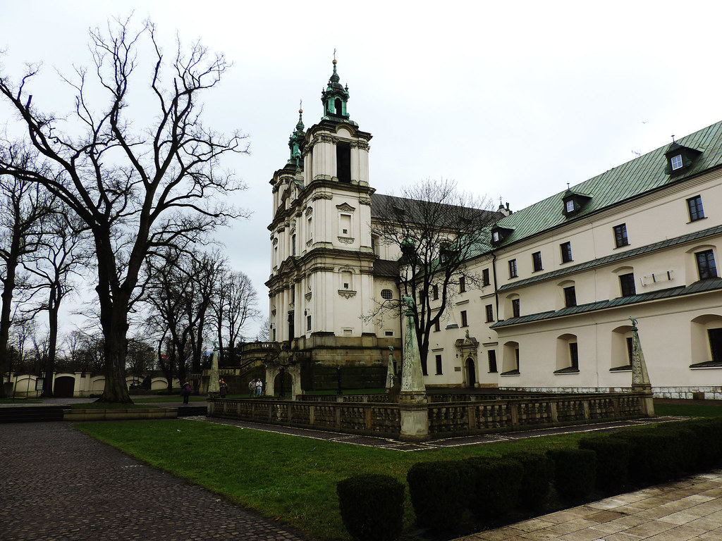 Churches Not To Miss In Krakow: Skalka & the Pauline Monastery, Krakow