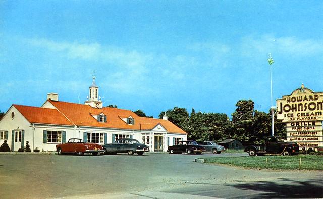Howard Johnson Restaurant Erie PA
