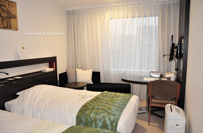 日本大阪住宿Hotel granvia osaka06