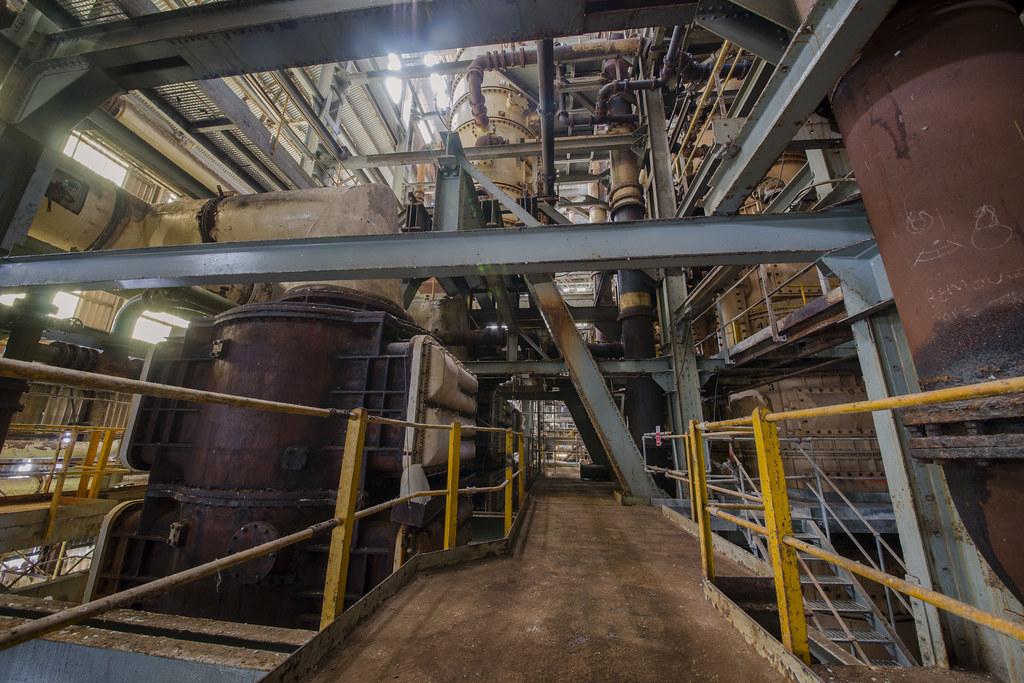 Brunner Mond Soda Ash Works, Winnington | True British Metal | Flickr