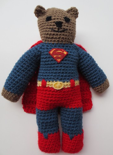 Superman Mother Bear