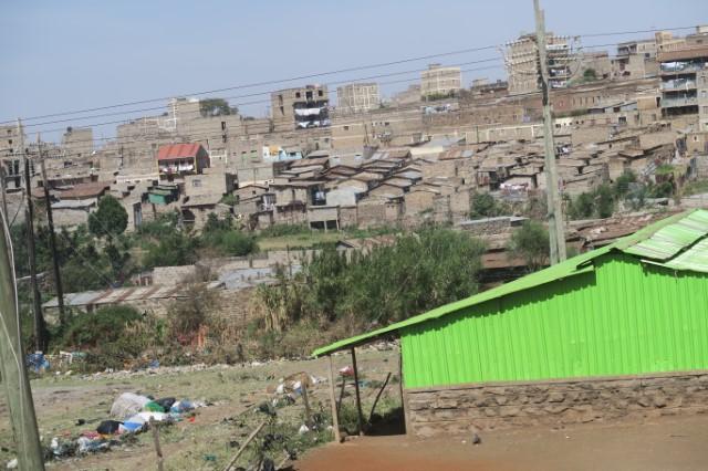 Dandoran slummia, Kenia