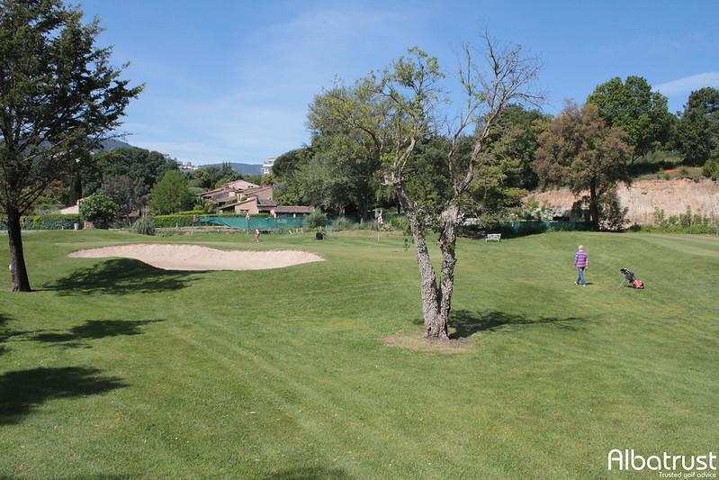 photo du golf Cannes - Riviera Golf Domaine de Barbossi - Parcours