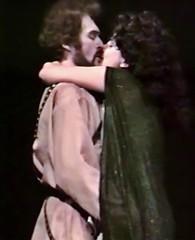 Lady Macbeth greets Macbeth Shakespeare classic theatre international Alexander Barnett Ashley March