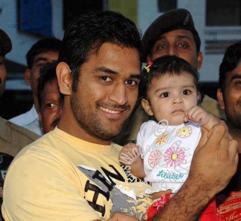 MSD with daughter ziva