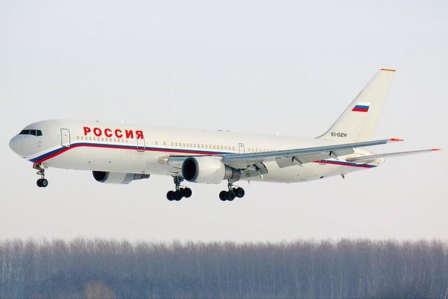 Átformálja gépparkját a Rossiya